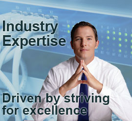 ICM America has the right Industry Expertise
